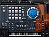 Sonivox Playa Hip-Hop Strings virtuelles Instrument für Musikproduktion