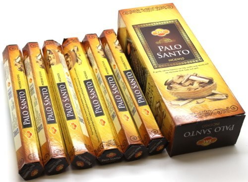 Palo Santo–120palos caja–incienso Sac