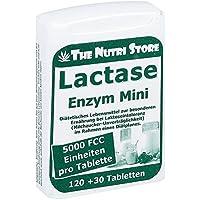 Preisvergleich für LACTASE 5.000 FCC Enzym Mini Tabl.im Dosierspender 120 St