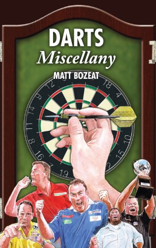 story, Trivia, Facts & Stats from the World of Darts (Trivia Brettspiel)