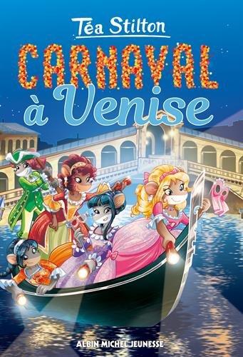 Téa Sisters, Tome 23 : Carnaval à Venise