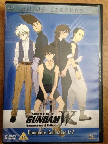 Gundam Wing, Vol.1 - Anime Legends