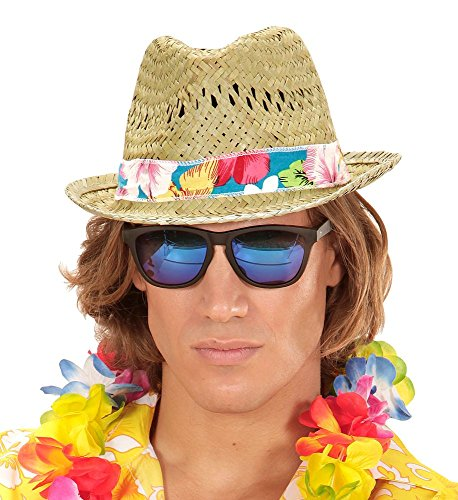 shoperama Strohhut Beach Boys Hawaii Party Festival Hippie -