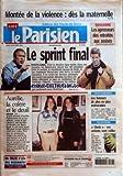 Telecharger Livres PARISIEN LE No 19701 du 26 10 2004 MONTEE DE LA VIOLENCE DES LA MATERNELLE BOULOGNE LES AGRESSEURS DES RETRAITES AUX ASSISES LE SPRINT FINAL AURELIE LA COLERE ET LE DEUIL RESTAURANTS LES FUMEURS DE PLUS EN PLUS INDESIRABLES TELEVISION SHREK VOS ENFANTS VONT VEILLER (PDF,EPUB,MOBI) gratuits en Francaise