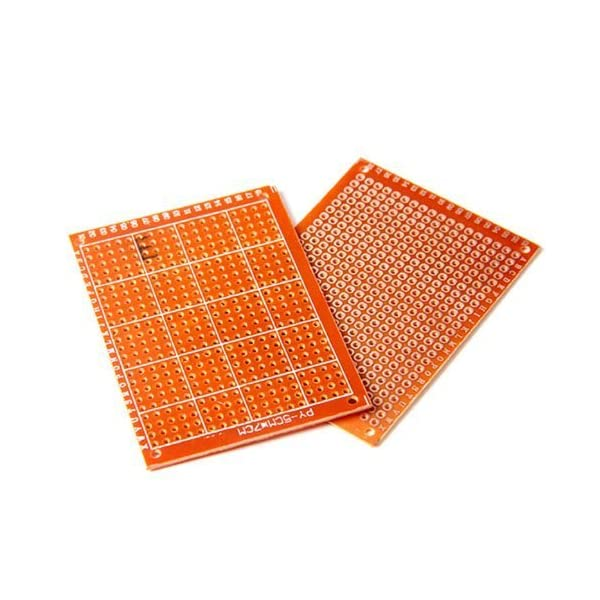 51kqrvHtLyL. SS600  - 20pcs Soldadura Terminado PCB Prototipo Para Placas Circuito DIY 5x7cm EL PAN