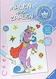 Malen nach Zahlen: Pony-Prinzessin
