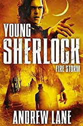 Fire Storm (Young Sherlock Holmes) by Andrew Lane (19-Jun-2014) Paperback