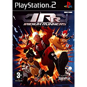 Iridium Runners (Multi-Version) (PS2) (USK ab 6)