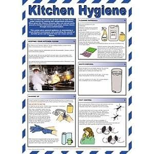 hygi ne parfaite dans la cuisine poster pour traiteurs sant et de s curit pour cuisine. Black Bedroom Furniture Sets. Home Design Ideas