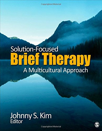 Solution Focused Brief Therapy A Multicultural Approach