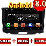 10,1 Zoll Auto-Stereoanlage für VW Magotan 2012 2013 2014 2015 Android 8.0 Autoradio Auto GPS Navi 3G WiFi Spiegel Link RDS FM AM Bluetooth