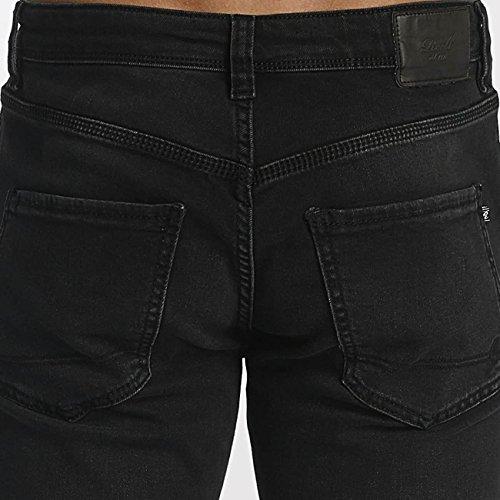 REELL Men Jeans NOVA 2 Artikel-Nr.1104-008 - 01-001 Black Wash