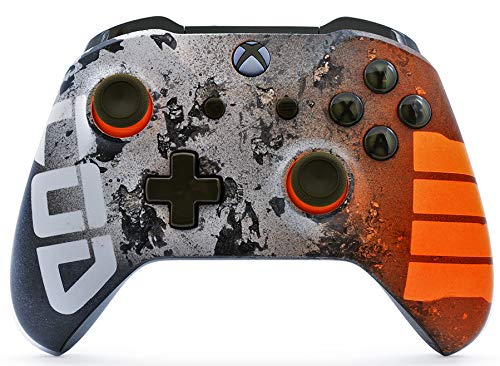 Cod BO4 Xbox One S UN-MODDED Custom Controller Einzigartiges Design (mit 3,5-mm-Klinkenstecker) - One Cod Xbox Controller