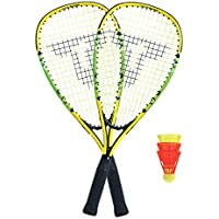 Talbot Torro Speed Bádminton 4000 en 3/4 para, Black/Green, 490104