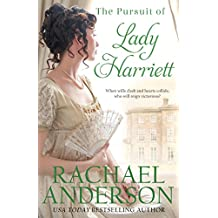 The Pursuit of Lady Harriett (Tanglewood Book 3) (English Edition)