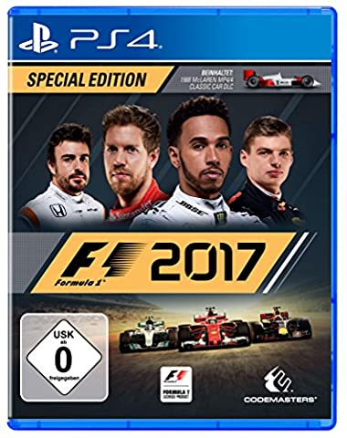 F1 2017 Special Edition - [Playstation 4] (Ps4 Edition)