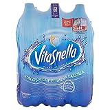 Vitasnella Acqua Oligominerale Naturale 1.5L (Confezione da 6)