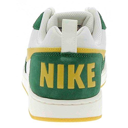 844881-100 Men's Nike Court Borough Low Premium Shoe Weiß