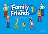Family and Friends 1 : Teacher's Ressource Pack