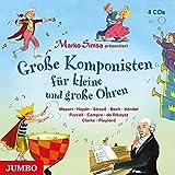 Große Komponisten Für Kleine und Große Ohren [Import allemand]