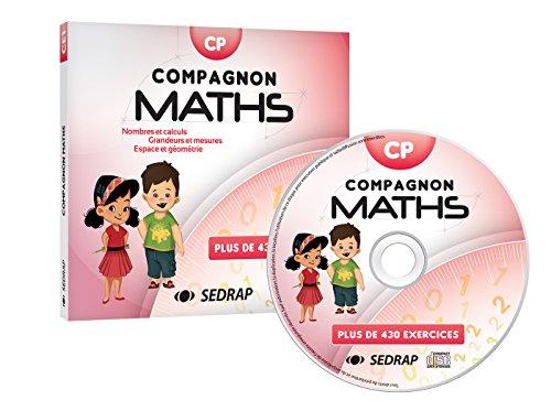 Maths CP Compagnon (1Cédérom) par (Broché - Oct 27, 2017)