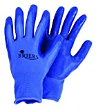 Briers Tight Fit Gardening Gloves - Rubber Palm - Medium