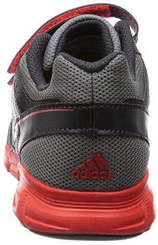 adidas hyperFast CF K M20342 enfant (garçon ou fille) Chaussures de sport Gris