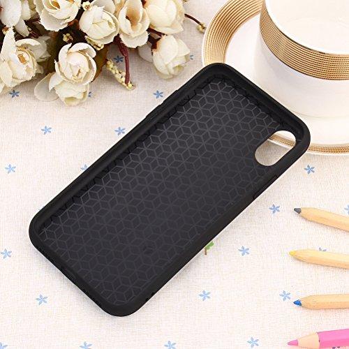 Camo Camouflage Printing Telefon-Kasten mit Ring-Halter Anti-Kratz-Shockproof Schutz Manly Shell Cover für iPhone X
