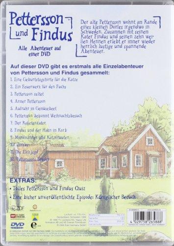Pettersson und Findus - Die Original-DVD zur TV-Serie, Staffel 1: Alle Infos bei Amazon