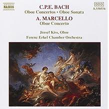 Bach Carl Philipp Emanuel / Marcello Oboenkon