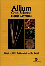 Allium Crop Science: Recent Advances