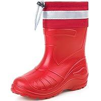 Ladeheid Children´s EVA Extra Light Wellington Boots Rainy Wellies Rain Boots KL050K