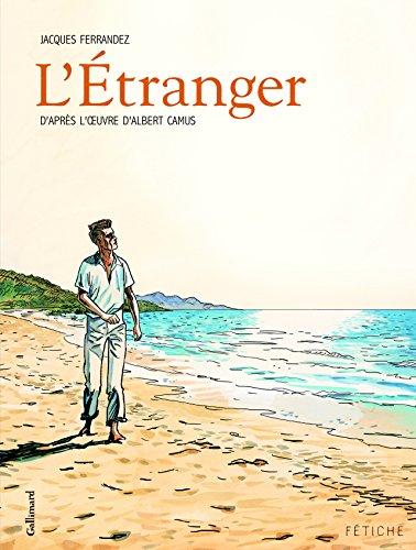 L'Étranger par Jacques Ferrandez