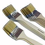 ROTIX-98029 12 X Heizkörperpinsel Profi-Qualität Ecken-Pinsel