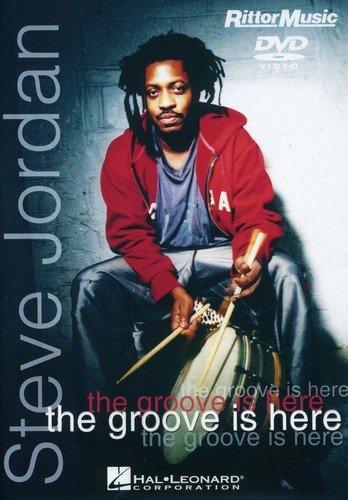 Steve Jordan - Groove Is Here [2002] (NTSC) [UK Import]