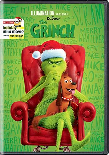 Preisvergleich Produktbild Illumination Presents: Dr. Seuss' The Grinch