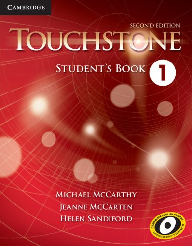 Touchstone Level 1 Student's Book Second Edition