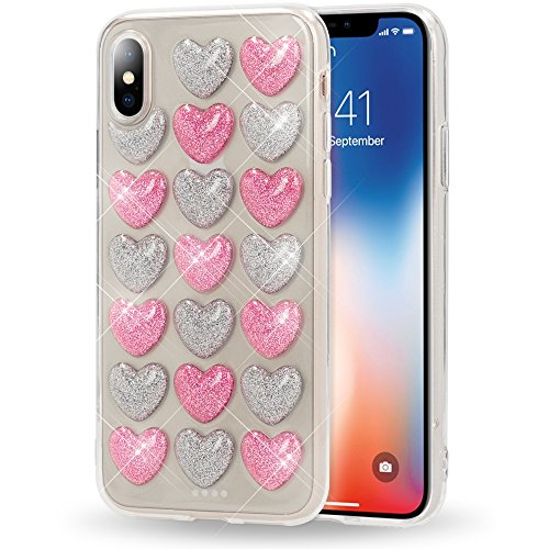 coque coeur iphone x