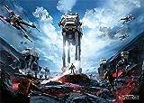 Star Wars - Battlefront - War Zone - Giant Riesen Poster - Größe 140x100