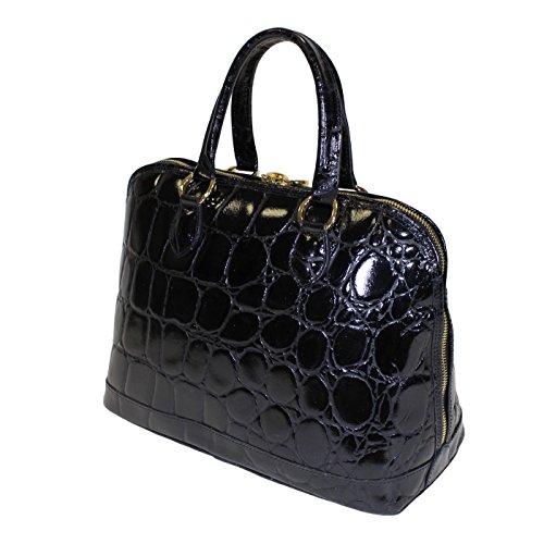 Terrida Pashà sac à main - PA209 (Noir) Noir