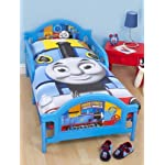 Character World Disney Thomas and Friends Toddler Bed New