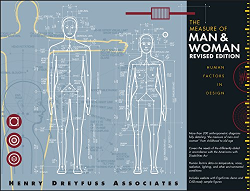 The Measure of Man and Woman: Human Factors in Design por Alvin R. Tilley
