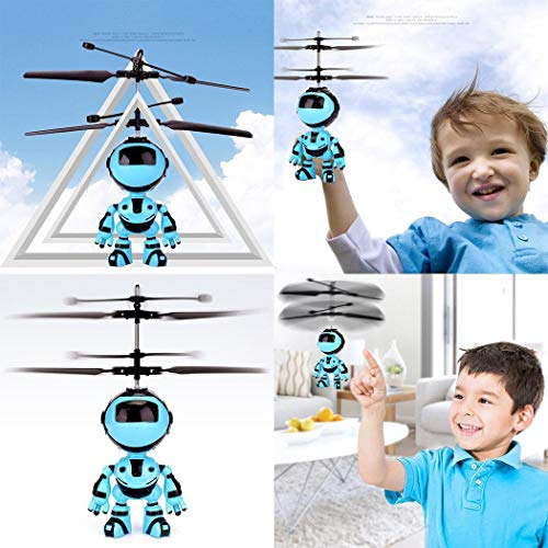Voiks Flying Ball, Kids Toys Remote Control Helicopter Mini Drone Magic RC...