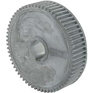 Engrenage pour poussoir manuel 5 et 8 kg Reber