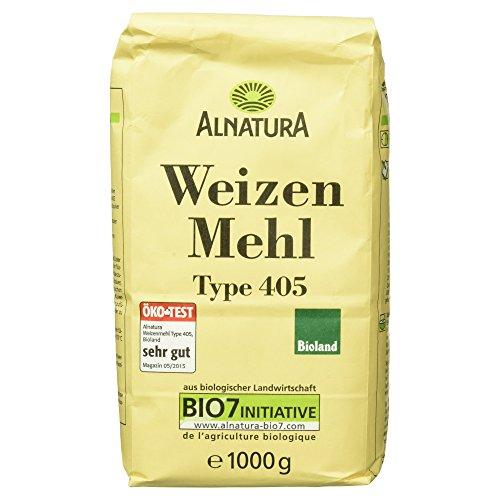 Alnatura Bio MehlWeizen Typ 405, 1.00 kg