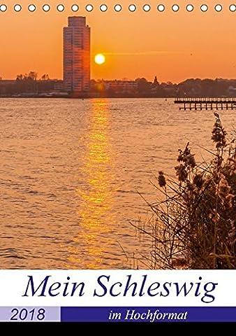 Mein Schleswig - im Hochformat (Tischkalender 2018 DIN A5 hoch): Schleswig an der Schlei, immer ein schönes Urlaubsziel. (Monatskalender, 14 Seiten ) ... [Kalender] [Mar 21, 2017] Volkmar,