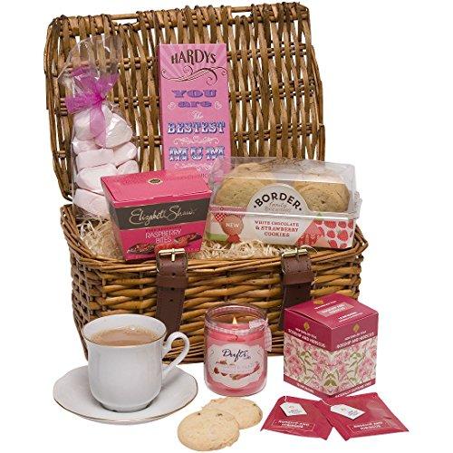 The Best Mum Alcohol Free Mothers Day Luxury Hamper - 2017 Mother's Day Hampers