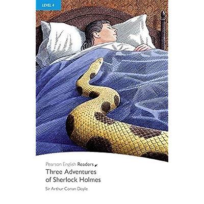 Level 4: Three Adventures of Sherlock Holmes