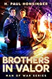 Brothers in Valor (Man of War Book 3)