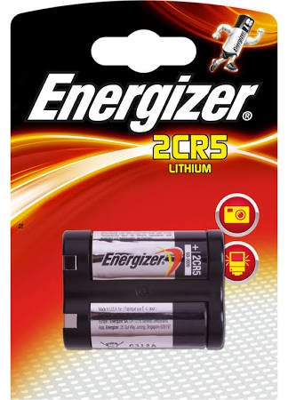 Galleria fotografica Ukdapper – Energizer photo litio non ricaricabile 2 CR5